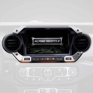 Alpine Restyle Radio X409-WRA-JL ANDROID AUTO & CAR PLAY