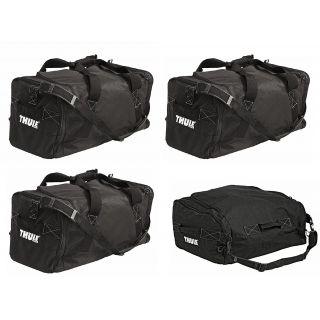 Thule Accesorios Go Pack 8006 (Set 4 bolsos Negros)