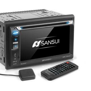 Sansui Radio 2 din SA-2650T con GPS /BT