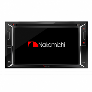 Nakamichi RADIO NA1610S 2 DIN 6.2 touch screen